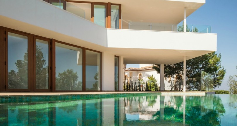 VENTA DE VILLA EN DENIA. ALICANTE. LA SELLA GOLF RESORT. VENDIDA