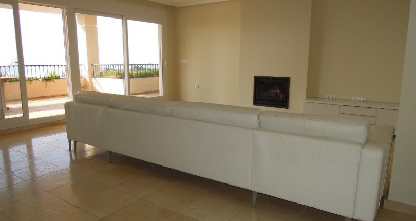 EXKLUSIVES APPARTMENT MIT MEERBLICK IN ALTEA, DENIA, ALICANTE