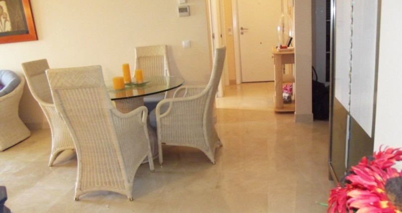 VENTA DE APARTAMENTO EN DENIA. ALICANTE. LA SELLA GOLF RESORT